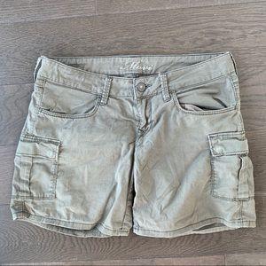 Mavi Cotton Cargo Shorts